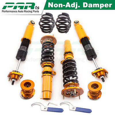 Coilover Coilovers Suspension Strut Kit for BMW E46 3 Series 98-06 Sedan Coupe