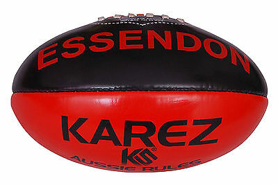 Karez Hand Stitch PVC 2 Ply Training Rugby Ball For Kids ,4 Panel