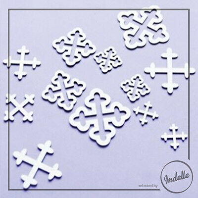 Chipboard Shapes Card Making Embellishments Papercraft Scrapbooking Ornaments