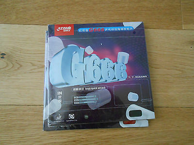 DHS G666 Table Tennis Rubber