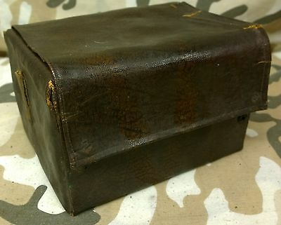 Ww2 Gas Mask Box (Empty)