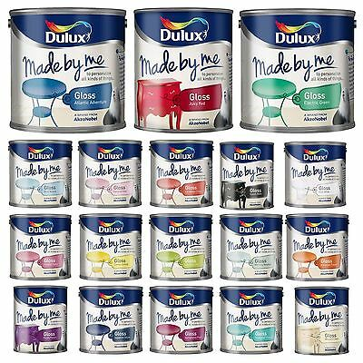 Dulux Made By Me Gloss Paint Funiture Paint Decorations