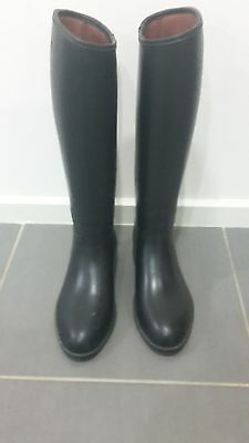 Horseriding Black Riding Boots Size 36 (6)Near new. Lilydale Vic
