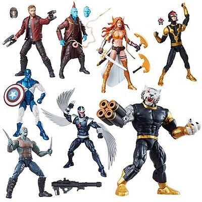 IN STOCK! NEW 2017 GUARDIANS OF THE GALAXY Marvel Legends Titus