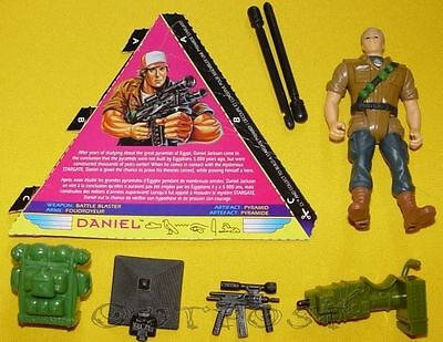 Stargate Movie - Hasbro Daniel Jackson #AF01004