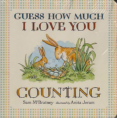 Guess How Much I Love You NEW BOOK Counting by Sam McBratney (Board book, 2012)