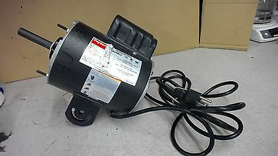 Dayton, 4Ux63J, 1/2 Hp, Air Circulator Motor, 115 Volts, 1075 Rpm, 48Yz