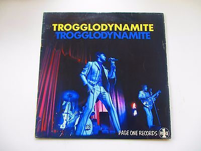 "The Troggs - Trogglodynamite 12"" LP ORIG UK 1st Press PAGE ONE 1967 VG/VG+"