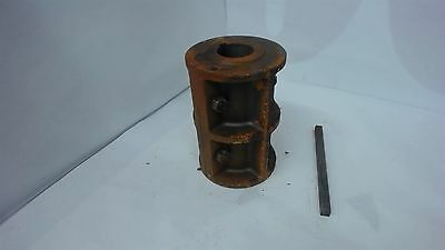 """Dodge 009010 Ribbed Coupling Assembly 1-15/16"""" Bore"""