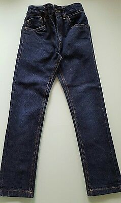 Boys blue denims from Next. Age 6. Excellent condition.