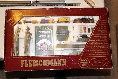 Fleischman 9390 N Guage Start Set