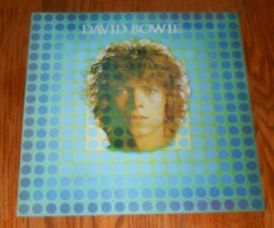 David Bowie Poster Flat Square 12x12