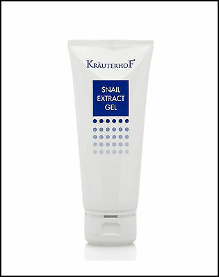 Krauterhof Snail Extract Gel - Increases Elasticity of the Skin 100ml
