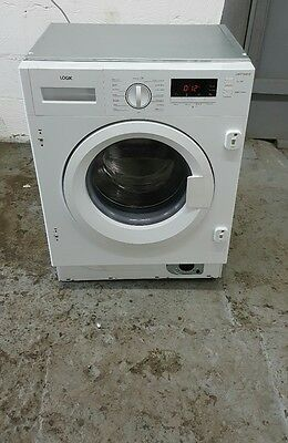 LOGIK LIW714W15 Integrated Washing Machine - White RRP £249.99 A+++ 7KG