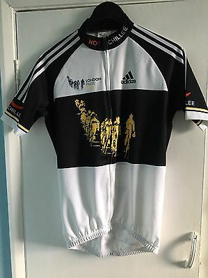 Hot Chillee Cycling Jersey By ADIDAS, Size L