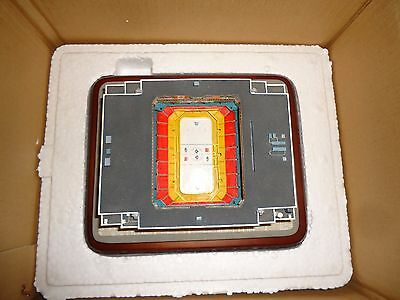 Danbury Mint Maple Leaf Gardens Toronto Maple Leafs Mint In Box With Coa!!