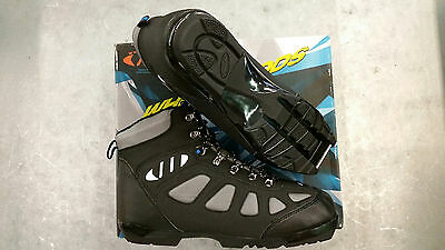 New 2015-16 Whitewoods 306 NNN Back Country Cross Country Ski Boots Euro Size 49