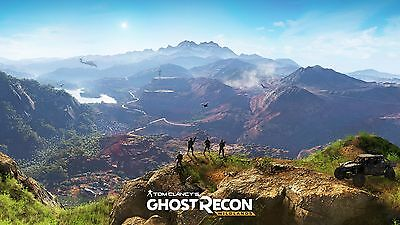 Ghost Recon Wildlands Peruvian Connection Peruana Ps4 Xbox One Dlc Extra Mision