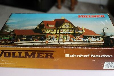 Vollmer N Guage Station # 7522 boxed
