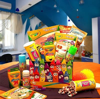 Gift Box Crayola Kids