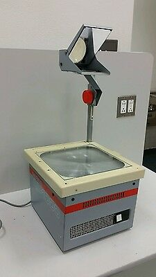 Apollo Series A1-1000 Overhead Projector With Good Lamp Classroom School