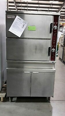 Used Southbend GSX-16HE Nat Gas Convection Steamer