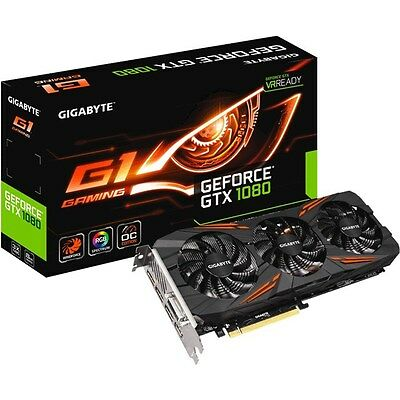 Gigabyte GTX 1080 G1 8GB Gaming Grafikkarte