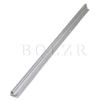BQLZR L500mm 10mm Shaft Dia Linear Bearing Support Rail CNC Linear Motion