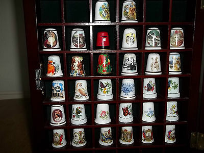 Thimbles Large collection