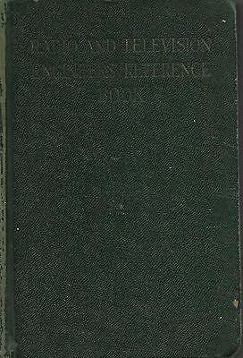 Vintage Newnes Radio and Television Engineers Reference Book Molley and Pannett