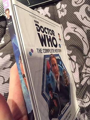 Doctor Who Complete History #76