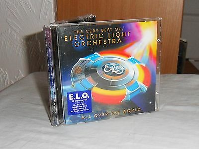 Elo The Very Best Of Cd