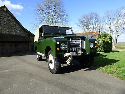 Land Rover Defender Series 2A, Tax Exempt, Great condition