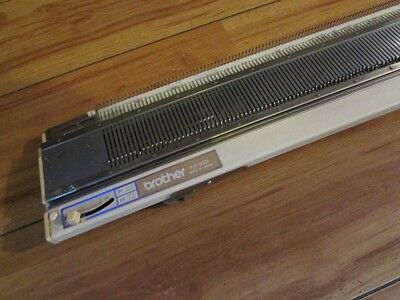 Brother Knitting Machine Ribbing Attachment-KR-830 RIBBER BED ONLY AS SHOWN VGC