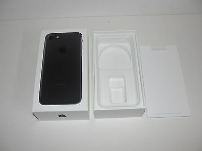 Original Apple IPhone 7 Black 32GB EMPTY Box