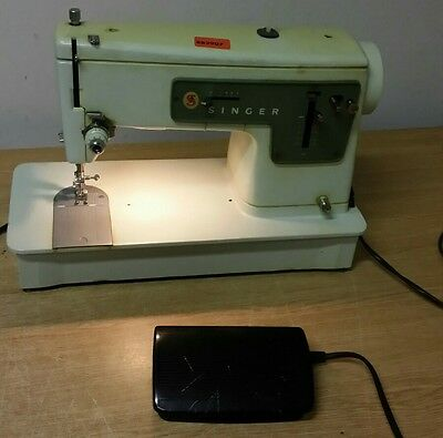 Singer 427 Sewing Machine Faulty Spares Repairs *RB2907*