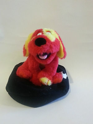 """The Tweenies Doodles On A Bean Bag - Approx. 6"""" Tall Soft Toy / Plush Doll"""