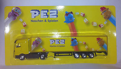 PEZ Truck On Card