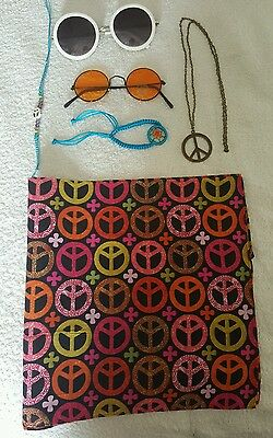 Hippy/peace 60's accessories