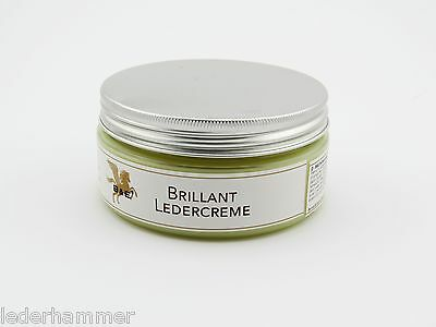 B&E Brillant Ledercreme, 250 ml Dose