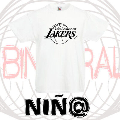 Camiseta Niña-Niño Los Angeles Lakers
