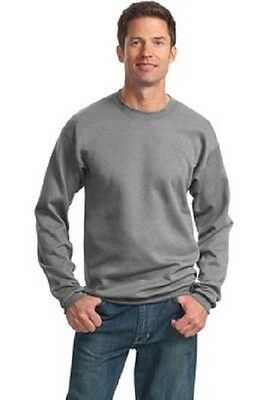 6 New Crewneck Sweatshirts S-XL EmbroideredFree4Ur Company W Pheasant FreeShip