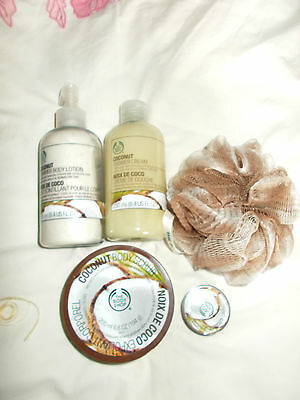 body shop bath set all new