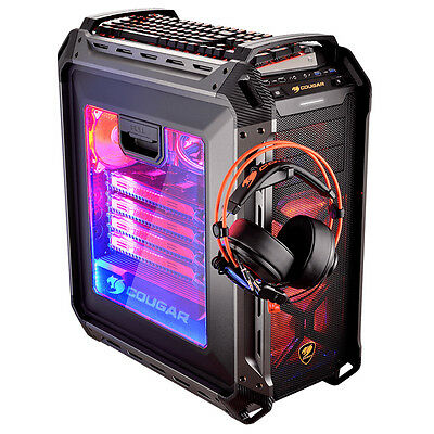 COUGAR PANZER Max Gaming PC Case