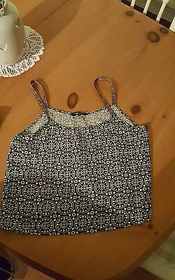 new look cami cropped top, age 13