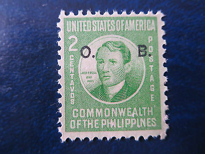 Usa Stamps  Used  Commonwealth Of Philippines O.b. Overprint
