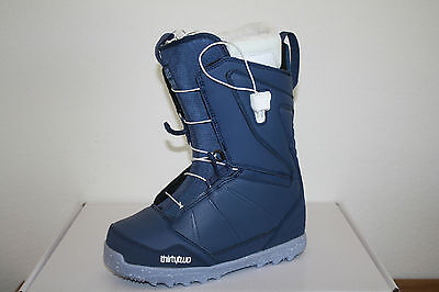 Thirty two snowboard boots Womens LASHED FT 15' Blue Size 7