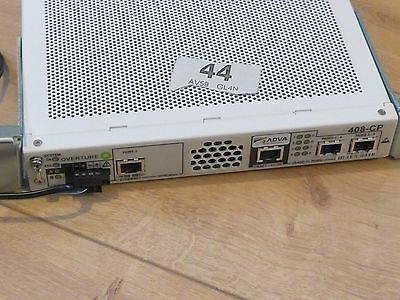 Hatteras Networks HN408-CP-1E Fast Speed Ethernet Modem with Rack Rails+ PSU