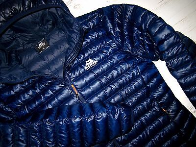 Mountain Equipment Arete Hooded Men's Down Jacket XL RRP£150