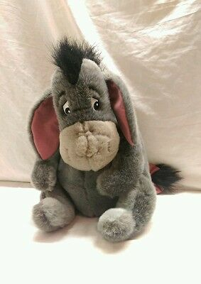 "Disney Store Winnie The Pooh Eeyore 13"" Huge Plush Teddy, Rare Soft Toy"